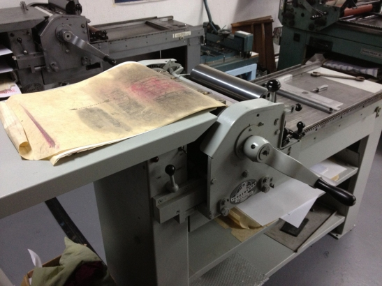 half-undressed vandercook