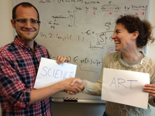 scienceandart